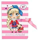 Top Model 8531 MANGAModel Notes to Go, Motiv 2