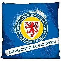Eintracht Braunschweig Veloursdecke L/öwe 150x200
