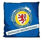 Eintracht Braunschweig Dekokissen 38 x 38 cm Zierkissen Sofakissen