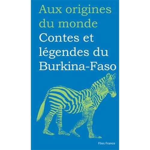 Contes et légendes de Burkina-Faso
