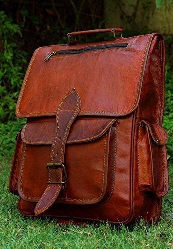 Other Desktop   Laptop Accessories - Vintage Bag Leather Handmade ... 6d91b12b6e8d3