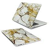 Urcover® Macbook Retina 12 Zoll Crystal Hard Case | Ultra Slim in Stein Muster 4 | 360 Grad dünne Komplett Schutzhülle Full Body Hochwertige Laptop Cover Hartschale Tasche Zubehör