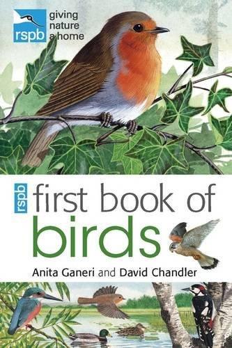 RSPB First Book of Birds by Anita Ganeri (2011-05-27)