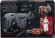 Star Wars Rey's Figura Rey con Speeder Jakku (Hasbro C1427