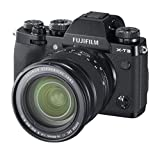 Fujifilm X-T3 with XF16-80mmF4 R OIS WR Lens (Black Noir)