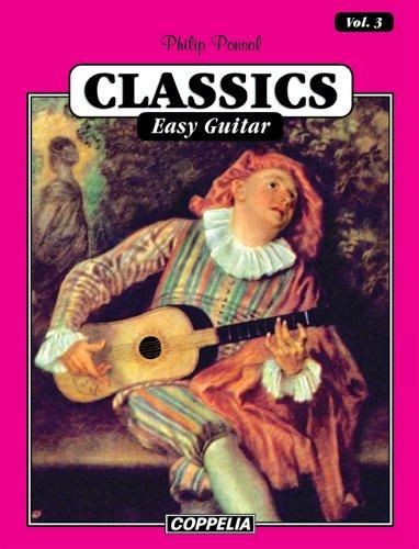 30 Classics Easy Guitar vol. 3
