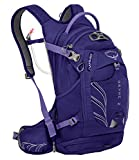 Osprey Damen Raven 14 Backpack, Royal Purple, 45 x 22 x 21 cm, 14 Liter