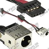 ACER Aspire One D150, KAV10 DC Power Jack, Conector de Alimentación, Enchufe, Conector de puerto con el cable