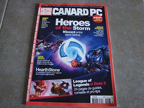 CANARD PC HORS SÉRIE N°18 SPÉCIAL JEUX GRATUITS par Divers