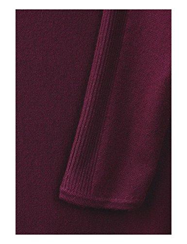 Street One Damen Pullover Violett (Master Wine 11018)