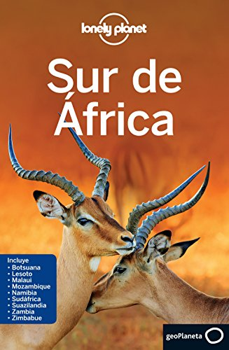 Sur de África 3 (Guías de País Lonely Planet) por Anthony Ham