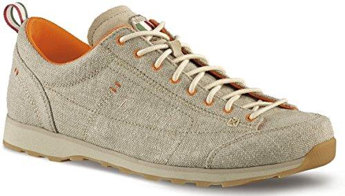 Orange Canvas Schuhe (Dolomite Cinquantaquattro LH Canvas, 11,5UK/46 EU, canapa/orange)