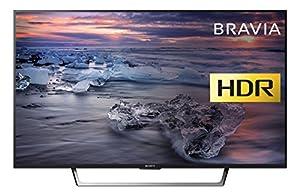 Sony Bravia KDL43WE753 Premium Full HD HDR TV (X-Reality PRO, Triluminos Display) - Black (2017 Model) [Energy Class A+]