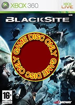 Xbox 360 - BlackSite from Midway Entertainment