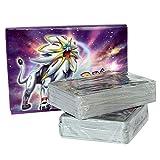 HEHEERHUO 120 Cartes d'assistant Magique Pokemon GX EX (109 + 11), Jeu de Cartes...