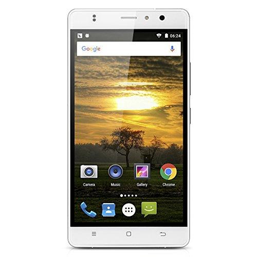 Timmy M20 Pro – Smartphone móvil libre 4G LTE Android 6 (Pantalla 5.5″ IPS, 16GB ROM, 1GB RAM, Quad Core 1.3GHz, Sensor de huellas dactilares, Dual SIM)