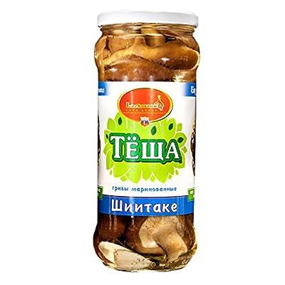 """Eingelegte Russische Griby Schiitake """"Tesha"""""""