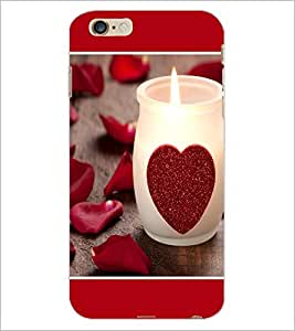 PrintDhaba Love D-1342 Back Case Cover for APPLE IPHONE 6S PLUS (Multi-Coloured)