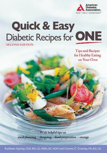 Pdf Download Quick And Easy Diabetic Recipes For One