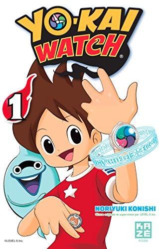 Yo-kai watch (1) : Yo-kai watch. 1