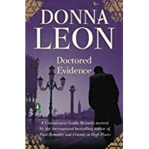 Doctored Evidence (Commissario Guido Brunetti Mystery)
