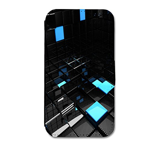 Book Style Flip Handy Tasche Case Schutz Hülle Schale Motiv Etui für Apple iPhone 4 / 4S - A21 Design2 Design 8