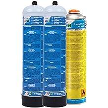 2x Sauerstoffflaschen CFH + 1x Hochleistungsgas AT 3000