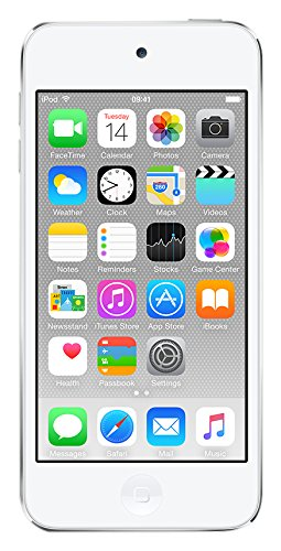 Apple iPod Touch 6th Generation,2015 Edition,128 GB Silver Color