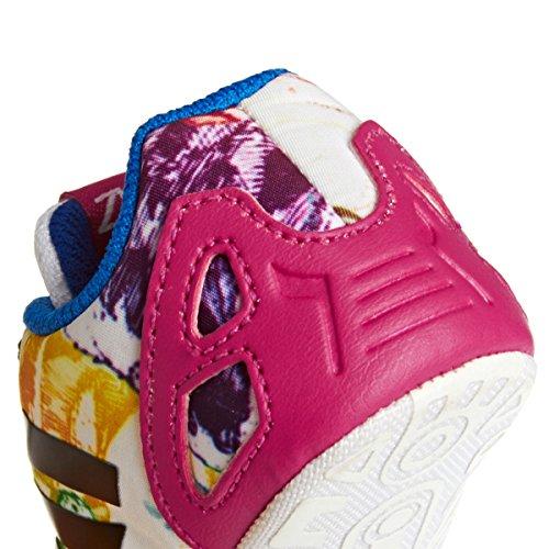 ADIDAS zx flux crib INFANT SCARPE SPORTIVE Multicolor
