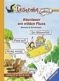 Abenteuer am wilden Fluss (Lesen lernen mit Comics)