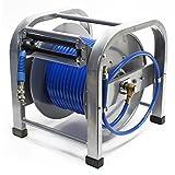 Automatischer Druckluft Schlauchaufroller 30 Meter 12bar 12,91 mm