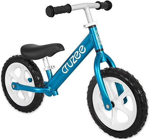 Preisvergleich Produktbild Cruzee BLUE - UltraLeicht Laufrad (1,9 kg) fur kinder ab 1.5 bis 5 Jahre