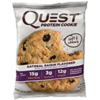 Quest Nutrition Protein Cookie Oatmeal Raisin–25lb