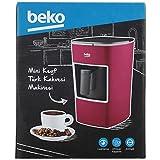Beko Mini Keyf Türk Kahvesi Makinesi, Plastik, 23 Cm, Fuşya
