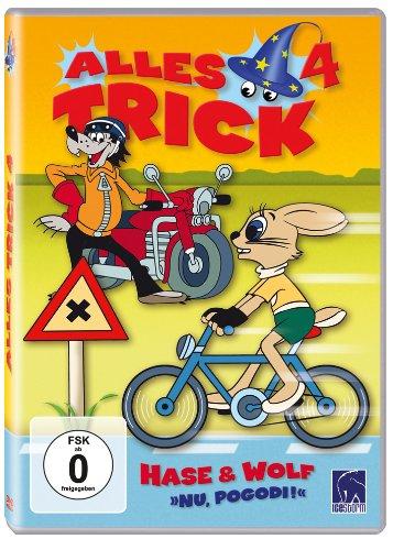 Hase und Wolf ( ... nu pogodi ) - Alles Trick 4 (Wieder Zu Hause Dvd)