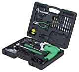 Hitachi Variable Speed Impact Driver Tool Kit, 13 mm (Multicolour)