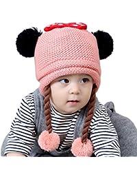 2225e14a9d1f9 Amazon.es  gorros de lana para bebes - 4108423031  Ropa