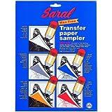 Oz International-papier Transfert Saral - Pochette De 5