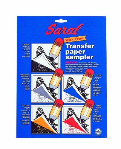 Preisvergleich Produktbild Dritz Notions drisrl10 Saral sortiert Transparentpapier,  20, 3 x 25, 4 cm 5
