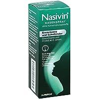Nasivin Nasenspray ohne Kons.Erw.u.Schulkinder 10 ml preisvergleich bei billige-tabletten.eu