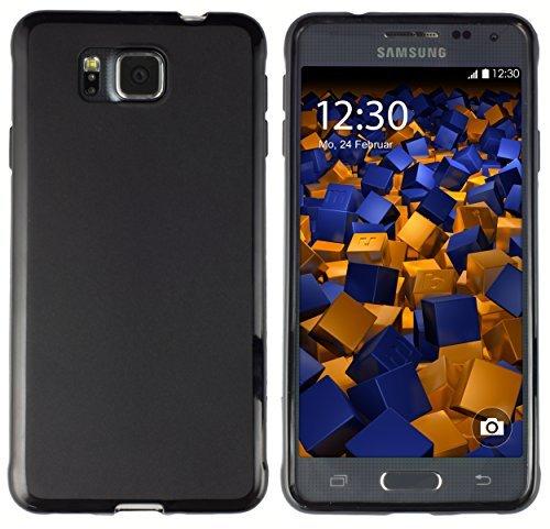 mumbi TPU Schutzhülle für Samsung Galaxy Alpha Hülle