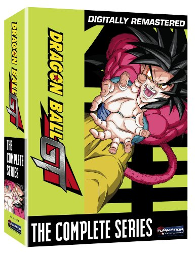 Dragon Ball Gt: Complete Series (10pc) / (Box) [DVD] [Region 1] [NTSC] [US Import]