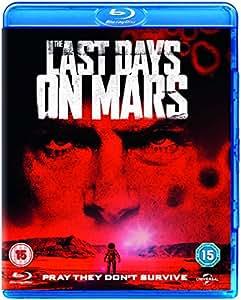 The Last Days on Mars [Blu-ray] [Region Free]