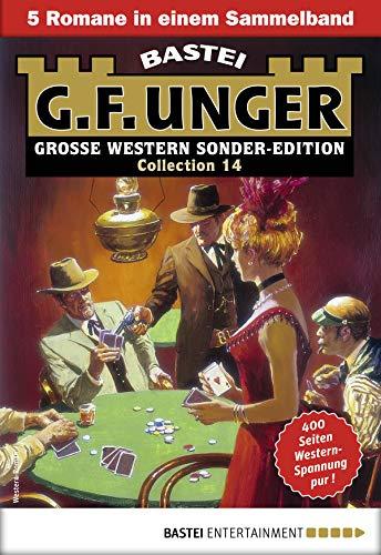 Unger Sonder-Edition Collection Western-Sammelband: