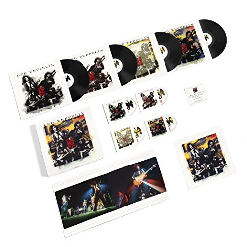 How The West Was Won (Deluxe Box / 4 LP, 3 CD & Audio DVD) [Vinyl LP] -