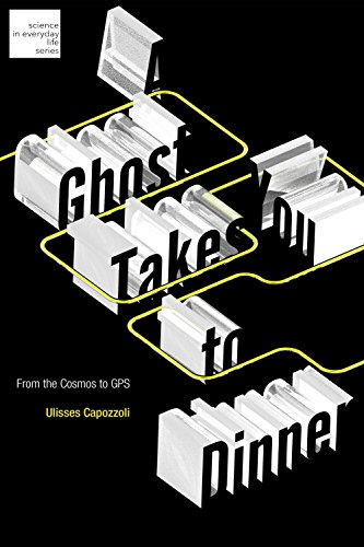 Sp-dinner (A Ghost Takes You to Dinner: From the Cosmos to GPS (Coleção Ciência no Cotidiano Book 1) (English Edition))