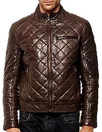 Arturo-Cazadora para hombre, Jason Arturo, color marrón