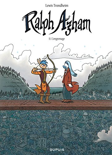 Ralph Azham (11) : L'engrenage