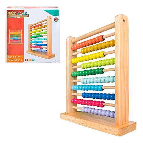 ColorBaby - Ábaco de madera (40995)