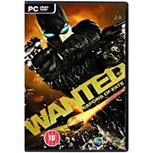 Wanted: Weapons Of Fate (PC DVD) [Importación inglesa]